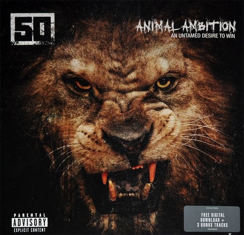 50 CENT - ANIMAL AMBITION 2LP