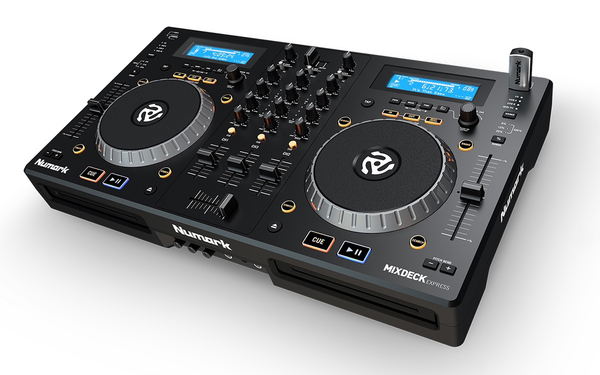 NUMARK - Mixdeck Express W/ Cd & Usb