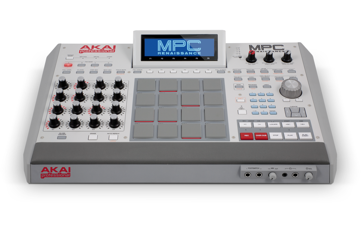 AKAI - MPC RENAISSANCE MUSIC PRODUCTION CONTROLLER