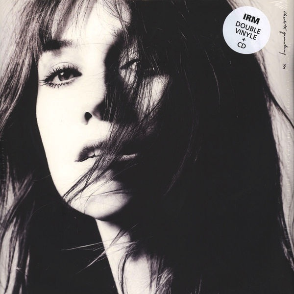 CHARLOTTE GAINSBOURG - IRM 2LP+CD