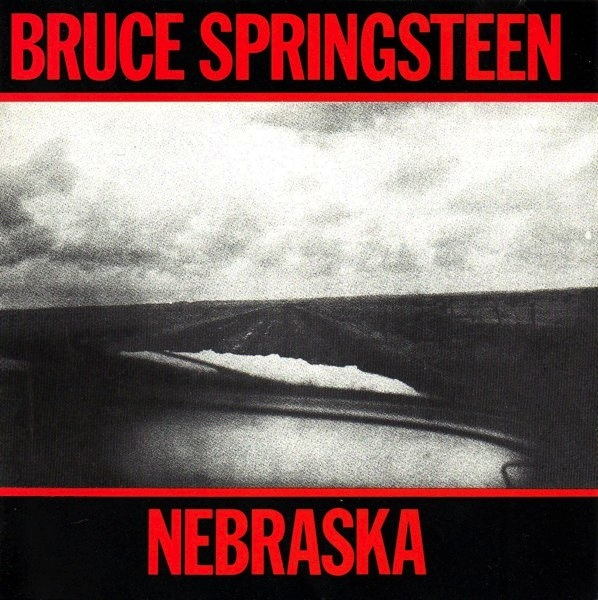 BRUCE SPRINGSTEEN - NEBRASKA LP