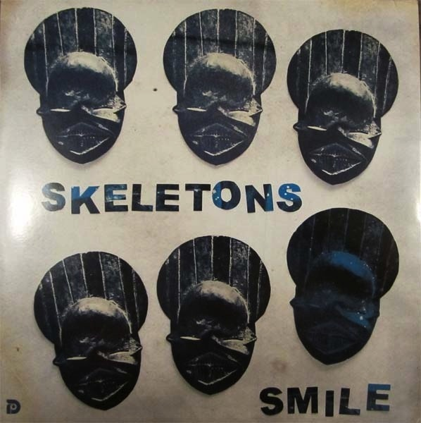 SKELETONS - SMILE (LP)