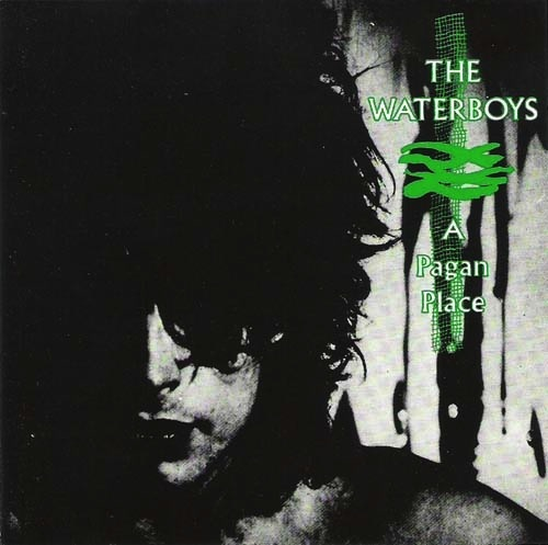 THE WATERBOYS - A PAGAN PLACE LP
