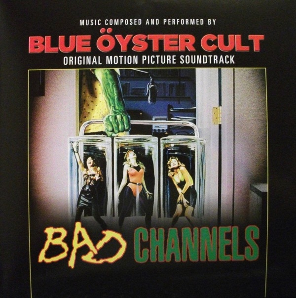 BLUE OYSTER CULT - BAD CHANNELS  LP