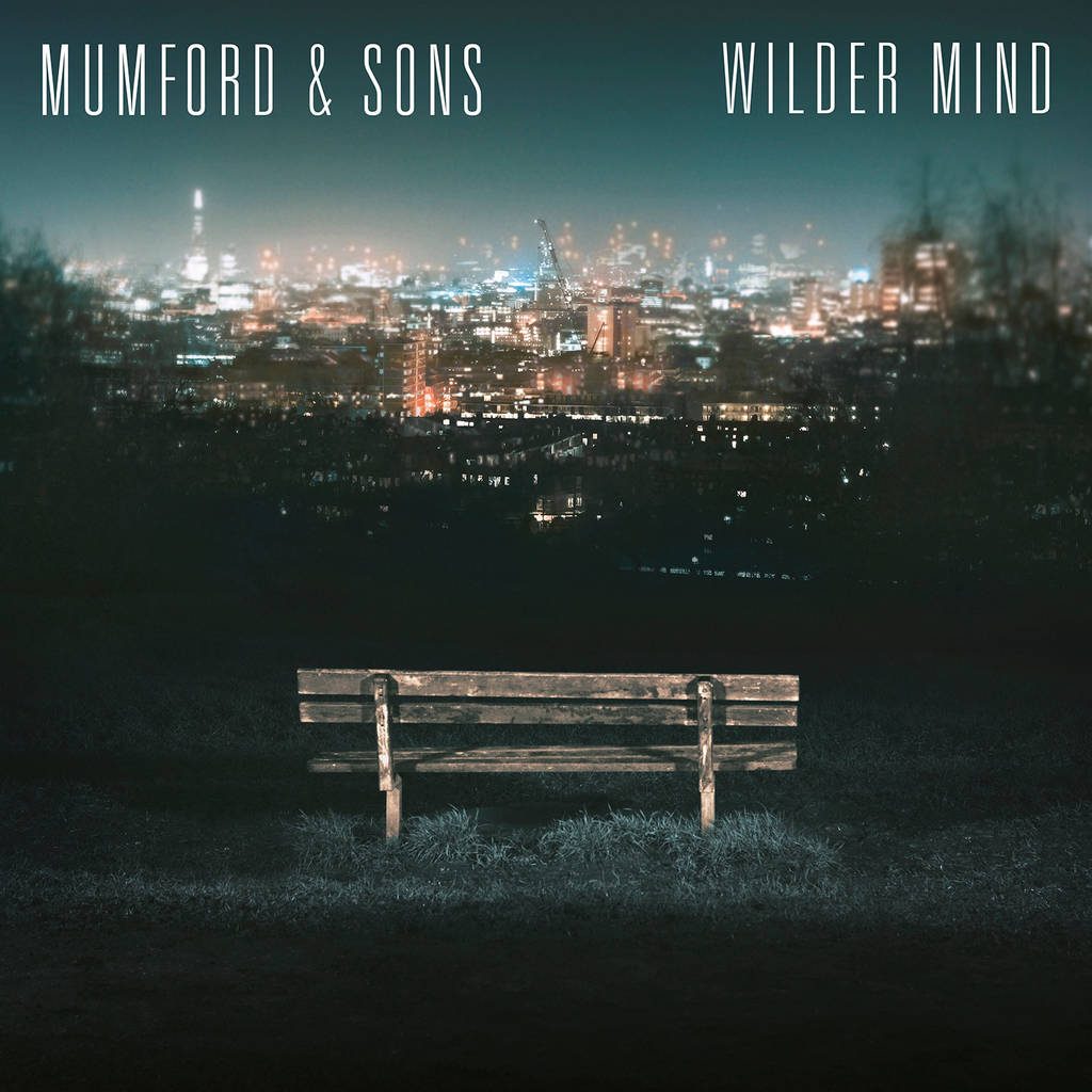 MUMFORD AND SONS - WILDER MIND LP (180 GRAM)