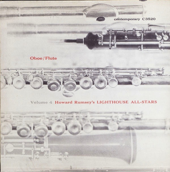 HOWARD RUMSEY'S LIGHTHOUSE ALL-STARS  - VOLUME 4 LP