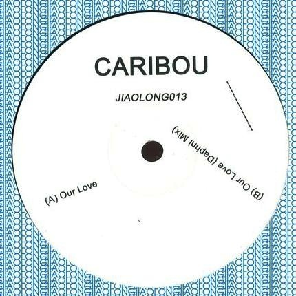 CARIBOU - OUR LOVE (DAPHNI MIX') 12""