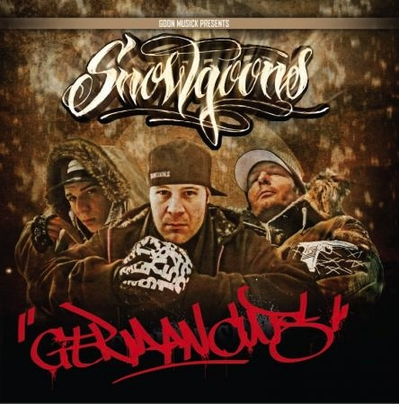 SNOWGOONS - GERMAN CUTS LP