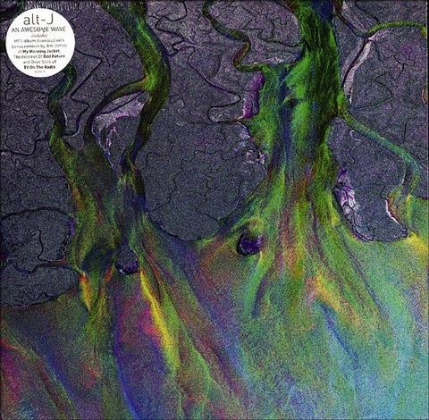 ALT-J - AN AWESOME WAVE LP + DL