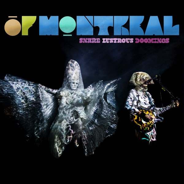 OF MONTREAL - SNARE LUSTROUS DOOMINGS 2LP