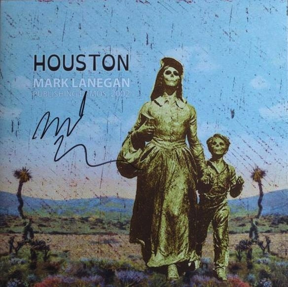 MARK LANEGAN - HOUSTON LP  + DOWNLOAD CODE