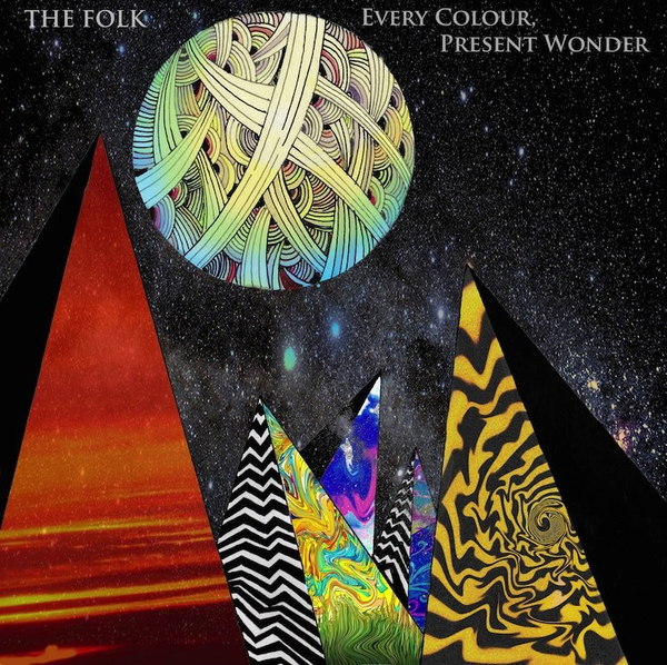 THE FOLK - EVERY COLOUR, PRESENT WONDER LP