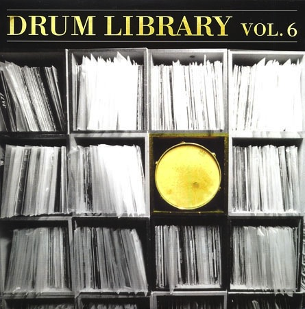PAUL NICE - DRUM LIBRARY VOL. 6 LP