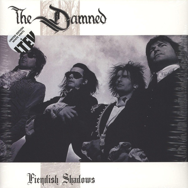 THE DAMNED - FIENDISH SHADOWS 2LP