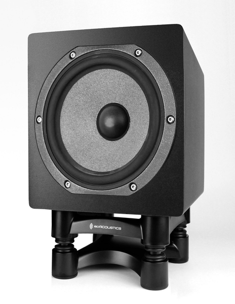 ISOACOUSTICS - ISO-L8R200SUB STAND FOR SUBWOOFERS