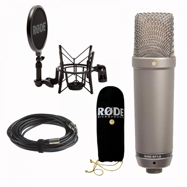 "RODE ""NT 1-A"" STUDIO MICROPHONE"
