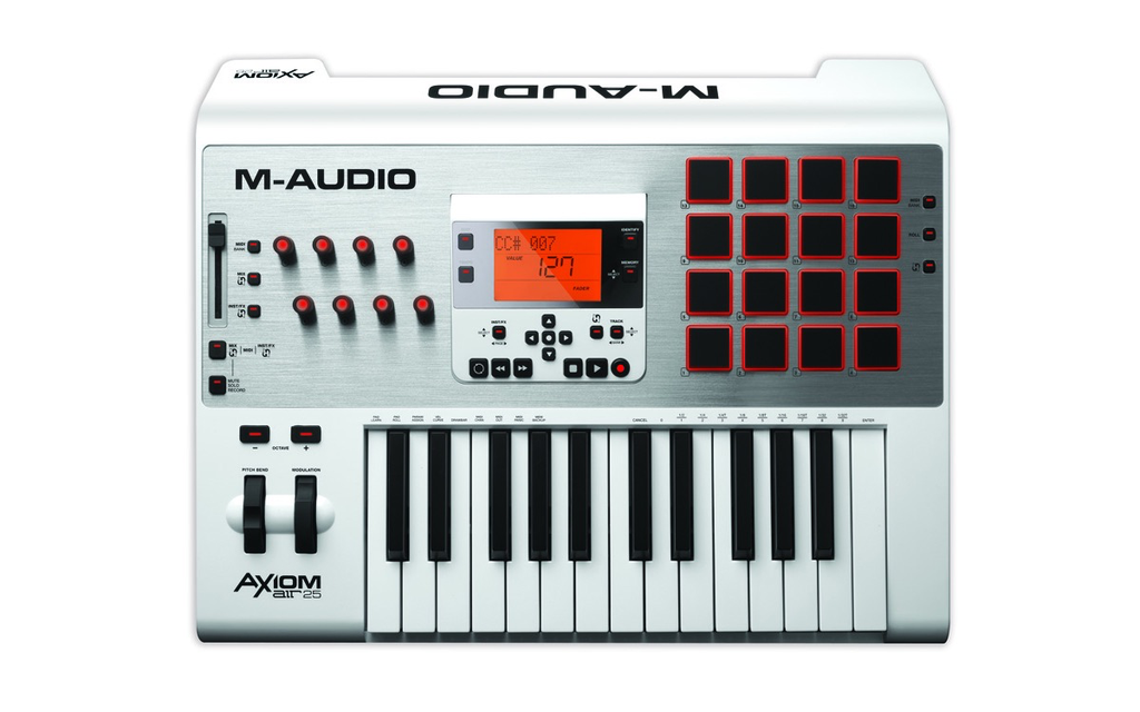 M-AUDIO - AXIOM AIR 25 KEYBOARD CONTROLLER