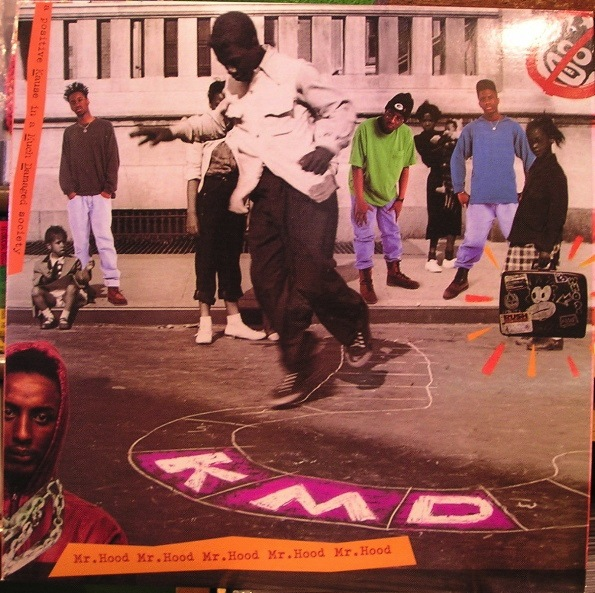 KMD - MR HOOD 2LP