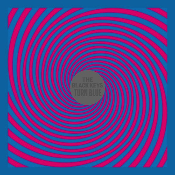 THE BLACK KEYS - TURN BLUE LP & CD