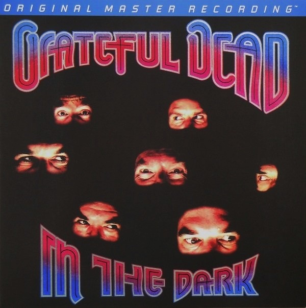GRATEFUL DEAD - IN THE DARK LP (180G)