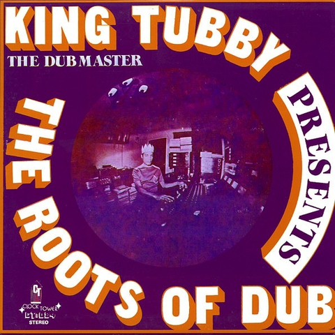 KING TUBBY - THE ROOTS OF DUB LP