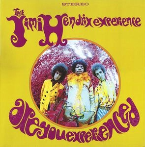 JIMI HENDRIX EXPERIENCE - ARE YOU EXPERIENCED LP