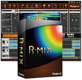 "Roland - R-Mix Audio ""karaoke "" Processing Software"