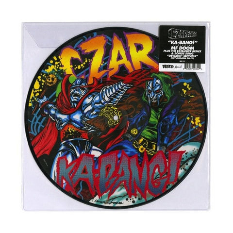 CZARFACE - KA-BANG 10
