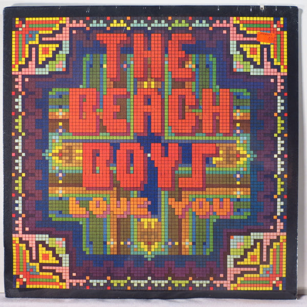 THE BEACH BOYS - LOVE YOU LP