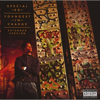 SPECIAL ED - YOUNGEST IN CHARGE LP