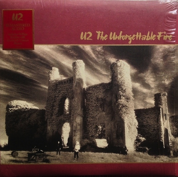 U2 - THE UNFORGETTABLE FIRE LP