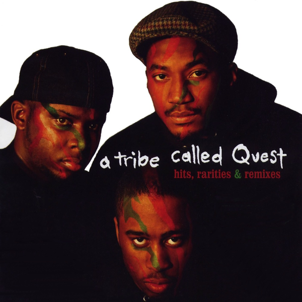 A TRIBE CALLED QUEST - HITS, RARITIES & REMIXES 2LP