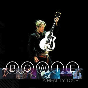 DAVID BOWIE - A REALITY TOUR ( BOX COLLECTION )