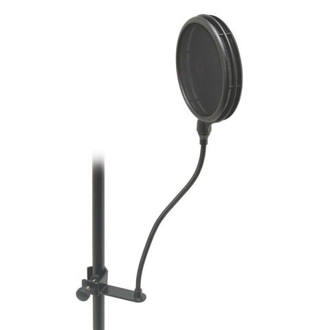 On-Stage Stands - Dual-Screen Pop Filter