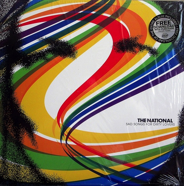 THE NATIONAL - SAD SONGS FOR DIRTY LOVERS LP