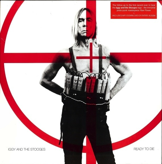IGGY AND THE STOOGES - READY TO DIE LP