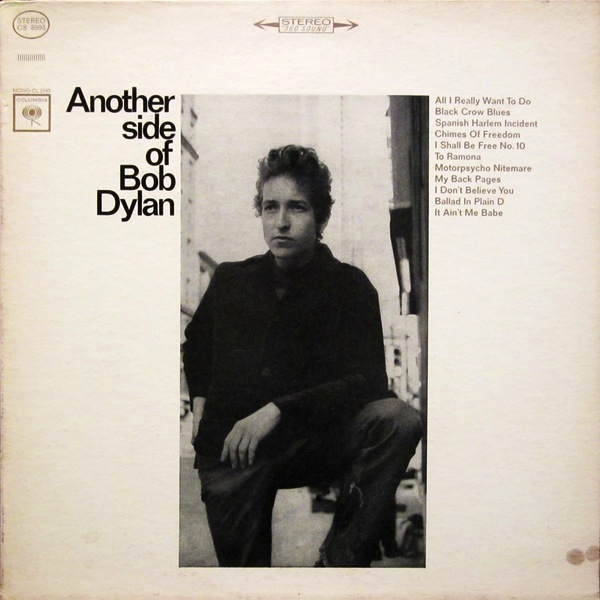BOB DYLAN - ANOTHER SIDE OF BOB DYLAN