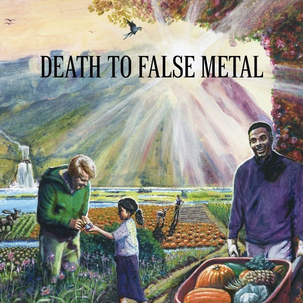 WEEZER - DEATH TO FALSE METAL LP (180 GRAM)