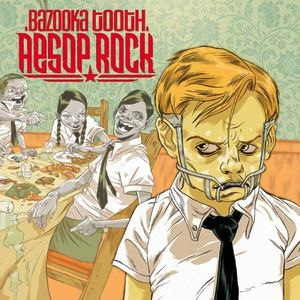 AESOP ROCK - BAZOOKA TOOTH 3LP