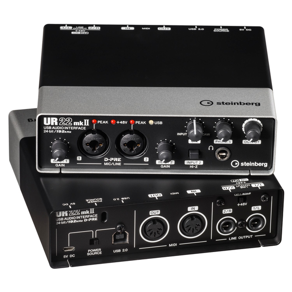 STEINBERG - UR842 AUDIO INTERFACE