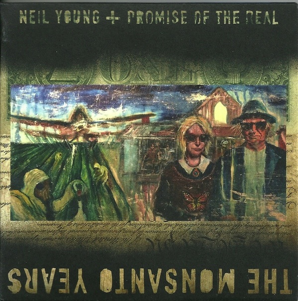 NEIL YOUNG - THE MONSANTO YEARS (2LP)