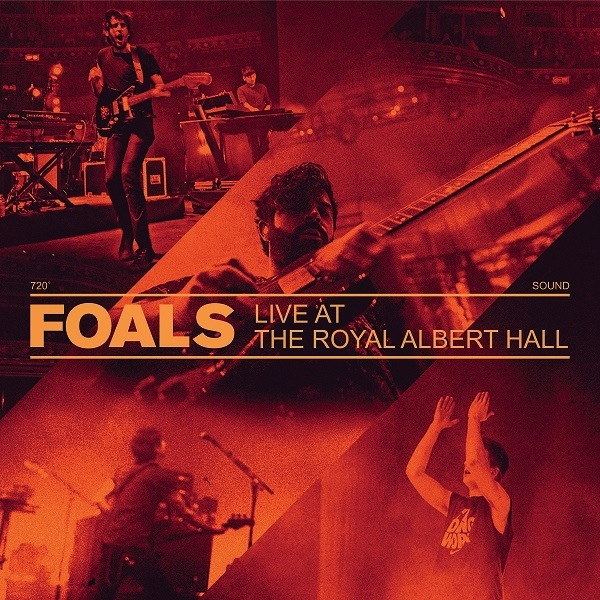 FOALS - LIVE AT ROYAL ALBERT HALL LP