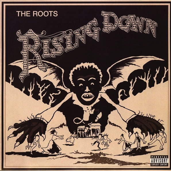 THE ROOTS - RISING DOWN 2LP