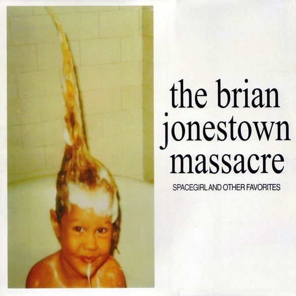 THE BRIAN JONESTOWN MASSACRE - SPACEGIRL AND OTHER FAVORITES LP