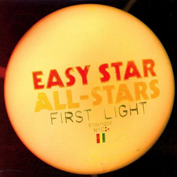 EASY STAR ALL-STARS - FIRST LIGHT LP