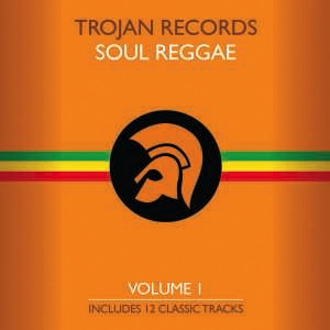 VARIOUS - TROJAN RECORDS SOUL REGGAE LP