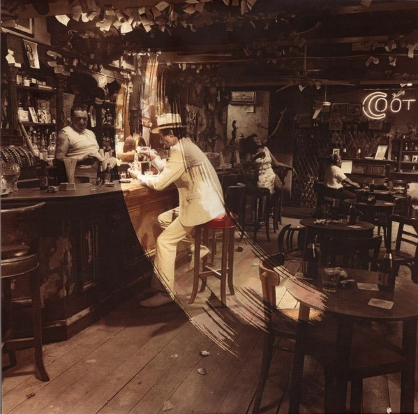 LED ZEPPELIN - IN THROUGH THE OUT DOOR LP (180 GRAM)