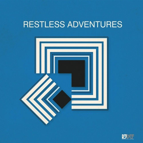 KLAUS LAYER - RESTLESS ADVENTURES (CLEAR VINYL) LP