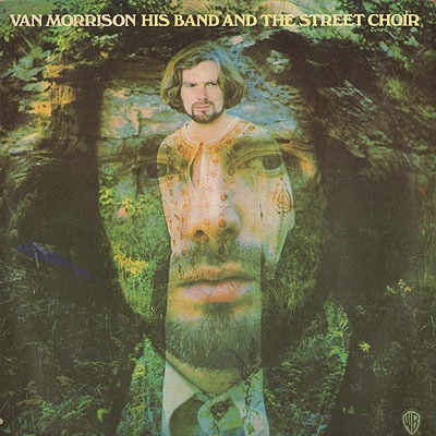 VAN MORRISON - HIS BAND AND THE STREET CHOIR LP (180 GRAM)