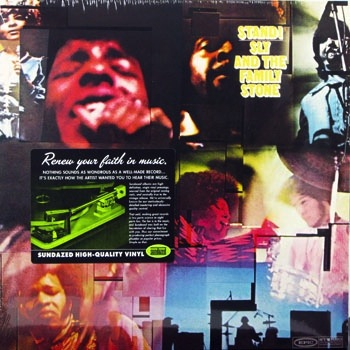 SLY & THE FAMILY STONE - STAND! LP